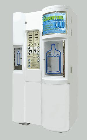 DISTRIBUTEURS AUTOMATIQUE TRAITEMENT D'EAUdistributeur d'eau froide