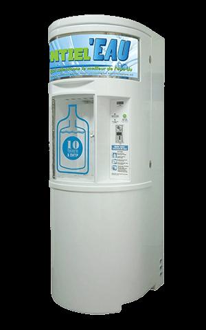 Distributeurs automatique d'eau