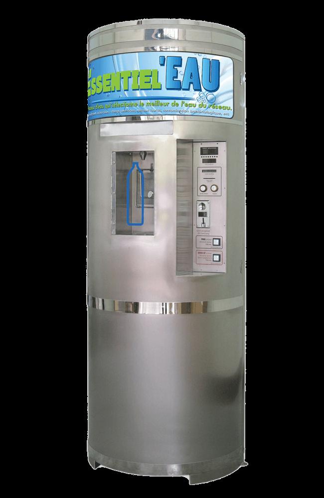 Distributeur deau aromatisee