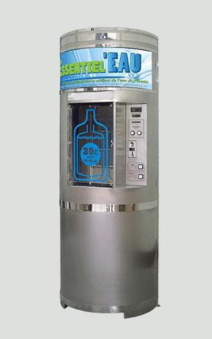 distributeur d'eau inox