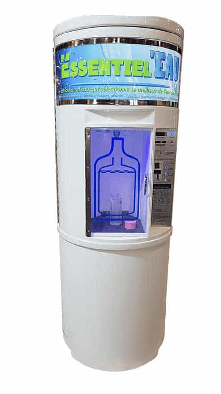 Distributeurs automatique d'eau