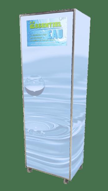 Essentiel eau smart vend