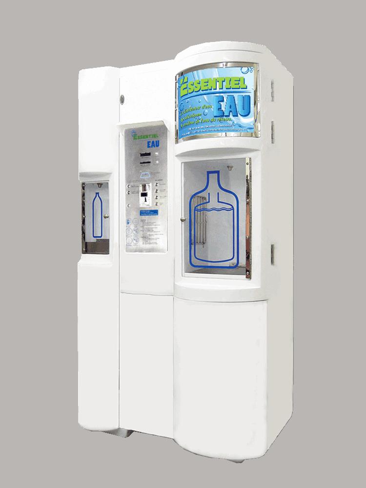 Distributeur d'eau Fontain